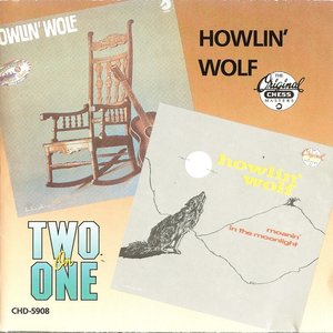 Image for 'Howlin' Wolf/Moanin' in the Moonlight'