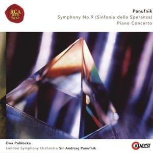 Image for 'Panufnik: Symphony No.9, Piano Concerto'