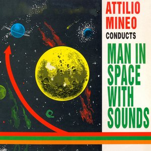 Image for 'Man in Space With Sounds'