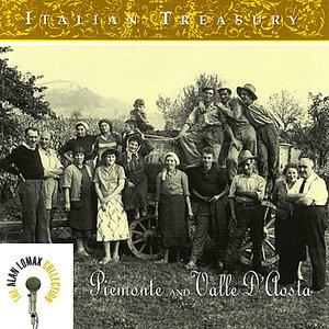 Image pour 'Italian Treasury: Piemonte and Valle D'Aosta'