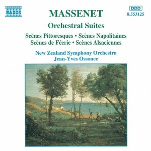Image for 'MASSENET: Orchestral Suites Nos. 4 - 7'