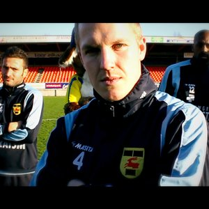 Image for 'Cambuur spelers ft. Anneke Douma'