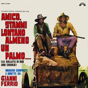 Image for 'Amico stammi lontano almeno un palmo (Original Motion Picture Soundtrack)'