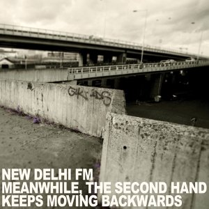 Image for 'Meanwhile, The Second Hand Keeps Moving Backwards'