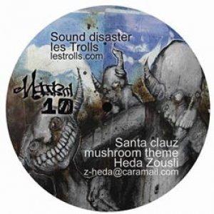 Image for 'santa clauz mushroom theme'