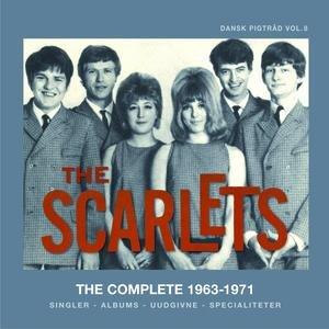 Image for 'The Scarlets / Dansk Pigtråd Vol. 8 - (CD 1)'