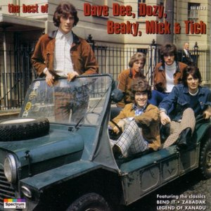 Image for 'The Best Of Dave Dee, Dozy, Beaky, Mick & Tich'