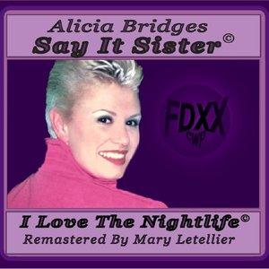 Bild für 'Say it Sister'
