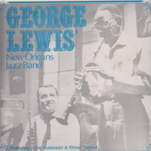 Image for 'George Lewis and His New Orleans Jazzband'