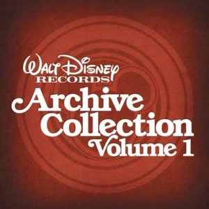 Image for 'Walt Disney Records Archive Collection Volume 1'