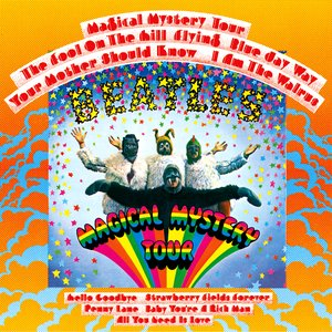 Image for 'Magical Mystery Tour (Mono and Stereo)'