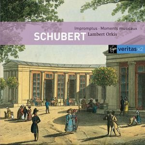 Image for 'Schubert - Moments Musicaux & Impromptus'