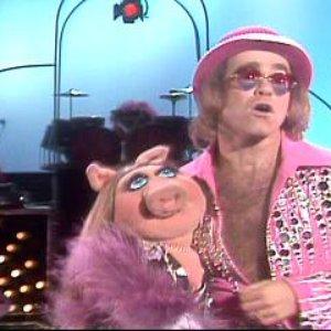 Image pour 'Elton John On The Muppet Show'