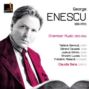 Image for 'George Enescu (Chamber Music 1895-1906)'