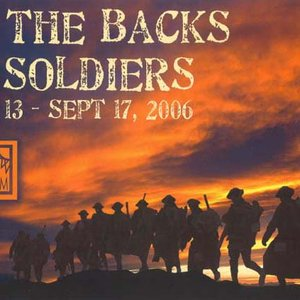 Image for 'On the Backs of Soldiers'