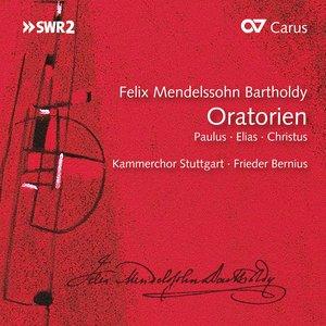 Image for 'Mendelssohn: Oratorien'