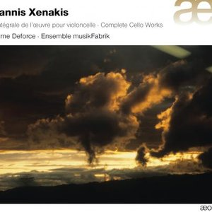 Image for 'Xenakis: Complete Cello Works'