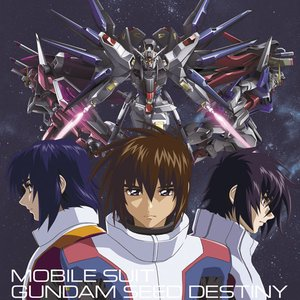 Image for 'Mobile Suit Gundam Seed Destiny Complete Best'
