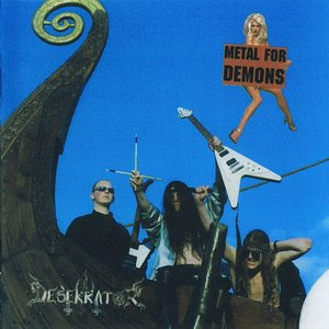Image for 'Metal For Demons'