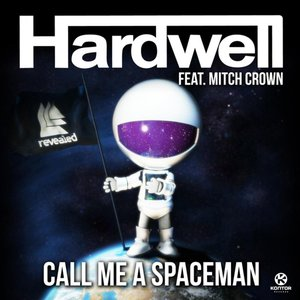Image for 'Call Me A Spaceman - Radio Edit'