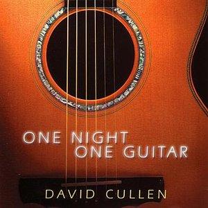 Imagen de 'One Night, One Guitar'