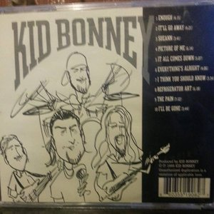 Image for 'Kid Bonney'