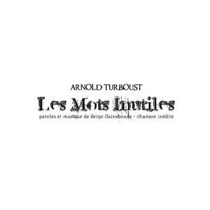 Image for 'Les Mots inutiles'