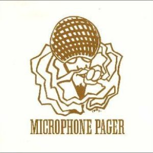 Image for 'MICROPHONE PAGER'