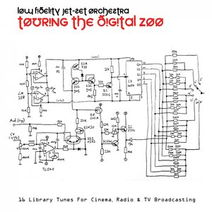 Image for 'Touring the Digital Zoo (Library Tunes for Cinema, Radio & TV broadcasting)'