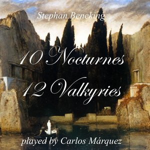 Image for 'Stephan Beneking: 10 Nocturnes - 12 Valkyries'