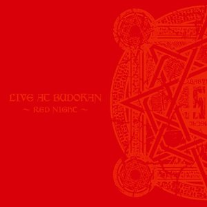 Image for 'LIVE AT BUDOKAN -RED NIGHT-'