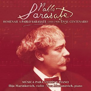 Image for 'Homenaje A Pablo Sarasate'
