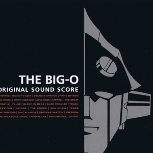 Image for 'THE BIG-O ORIGINAL SOUND SCORE'