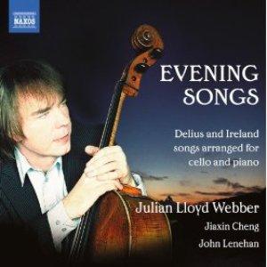 Image pour 'Delius & Ireland: Evening Songs'