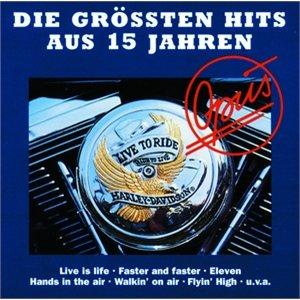 Image pour 'Die grössten Hits aus 15 Jahren'