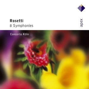 Image for 'Rosetti : 8 Symphonies'