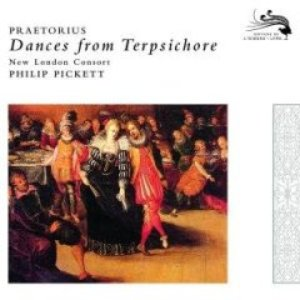 Immagine per 'Dances from Terpsichore, 1612 / New London Consort - Philip Pickett'