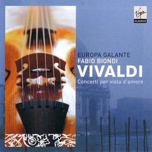 Image pour 'Concerti per viola d'amore'
