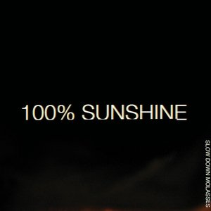 Image for '100% Sunshine'
