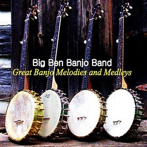Image for 'Great Banjo Melodies & Medleys'