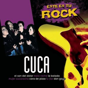 Immagine per 'Este Es Tu Rock - Cuca'