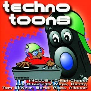 Image for 'Techno Toons'