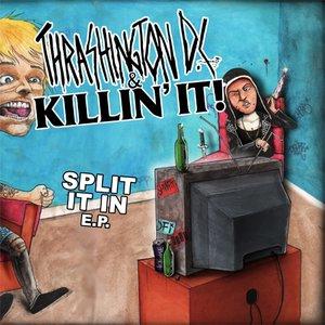 Image for 'Split 7'' with Thrashington DC (SFR-08)'