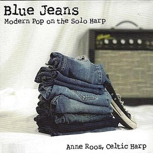 Image for 'Blue Jeans: Modern Pop on the Solo Harp'