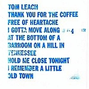 Imagem de '7 Song Tape/Thank You For The Coffee'