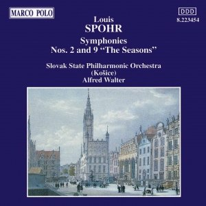 Image for 'SPOHR: Symphonies Nos. 2 and 9, 'The Seasons''