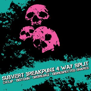 Image for 'Subvert Breakpunx 4 Way Split'