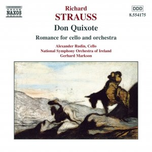 Image for 'STRAUSS, R.: Don Quixote / Romance for Cello and Orchestra'