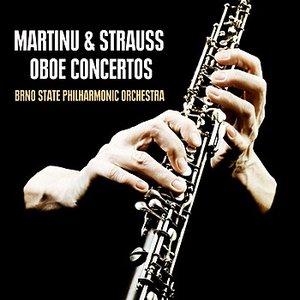 Image for 'Bohuslav Martinu Concerto For Oboe And Orchestra: Part II, Poco Andante'