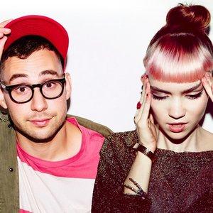 Imagem de 'Grimes x Bleachers'